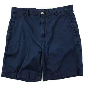 Vineyard Vines Breaker Flat Front Chino Shorts 34